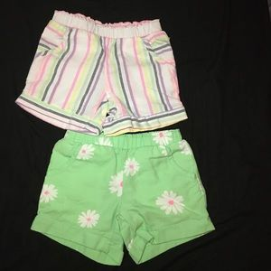 Two kids XS shorts